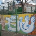 קיר הגרפיטי
